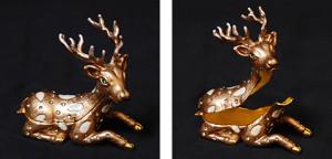 """鹿 サイズ高さ7×幅8cm 7,500円 <span class=""""sold"""">SOLD OUT</span>"""