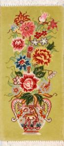 サイズ42×20cm<br> wool&silk タブリーズ産<br>78,000円(税込)