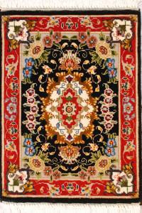 サイズ42×31cm<br> wool&silk   タブリーズ産<br>30,000円(税込)