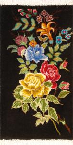 サイズ84×26cm<br> wool&silk  タブリーズ産<br>78,000円(税込)