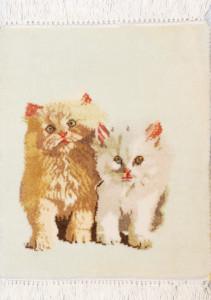 サイズ30×24cm wool&silk タブリーズ産92,000円(税込)